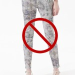 Blame it on the Snake Print Jeggings
