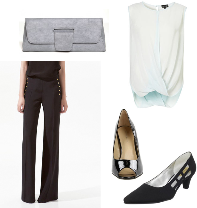how to dress for a semi formal event