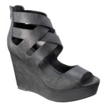 You Make the Call: Platform Cage Wedge Sandals