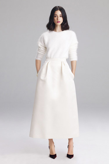 Lyn Devon white fall 2012