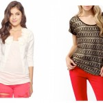 Sort Through the New at Forever 21