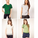 Short Sleeve Pullover Tops at ASOS