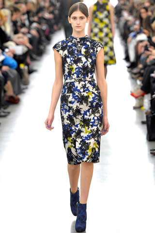 Erdem Fall 2012 dress