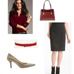 Fall 2012 Trends: Maroon