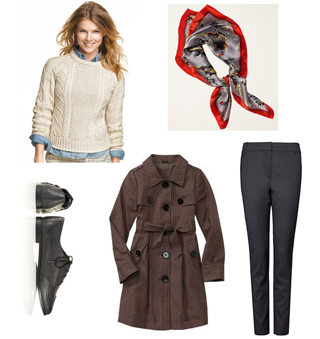 outdoors trend fall 2012