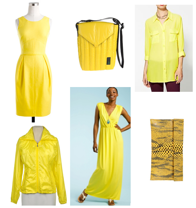trending bright yellow emmys