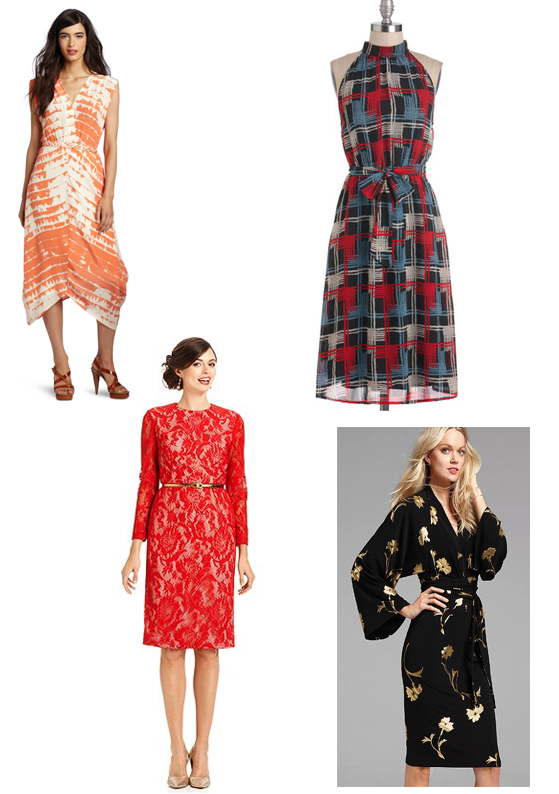 dresses for daytime parties